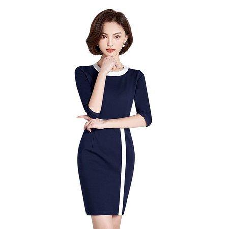 女连衣裙新款